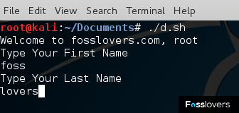 lastname fosslovers