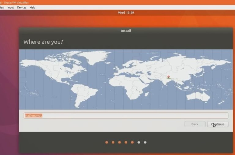 Install Ubuntu 18.04 LTS Bionic on Windows 10 via Virtual Box 14