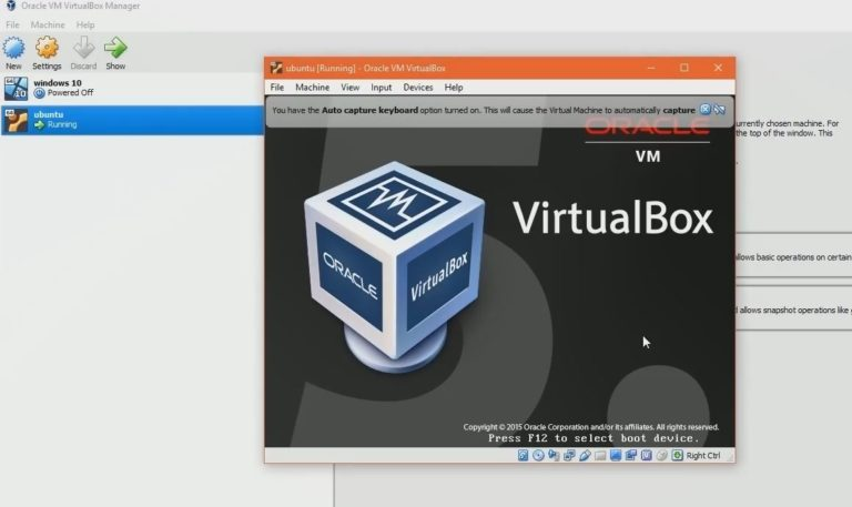 Install Ubuntu 18.04 LTS Bionic on Windows 10 via Virtual Box 11