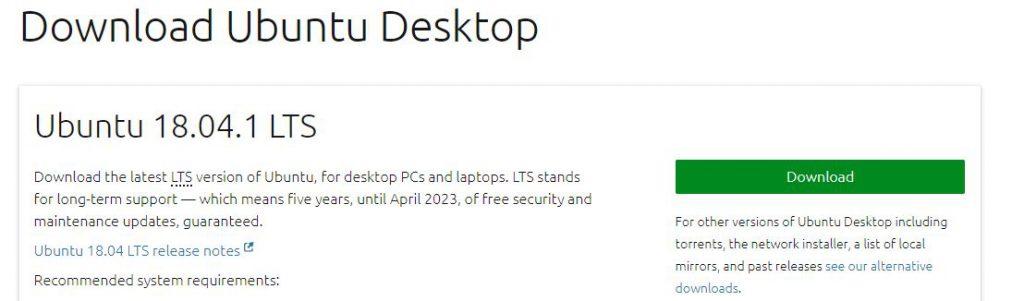 Install Ubuntu 18.04 LTS Bionic on Windows 10 via Virtual Box 2