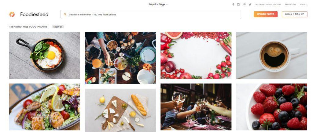foodiesfeed free stock photos