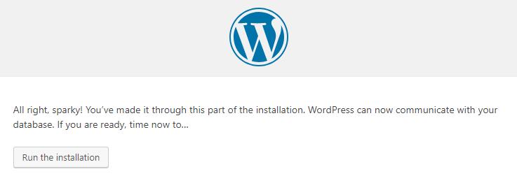how to install wordpress on localhost via xampp 10