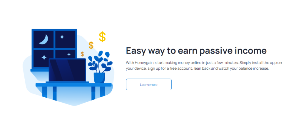 HoneyGain Review: Get Paid for Internet Traffic 1